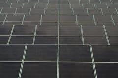 L'énergie solaire Photographie stock