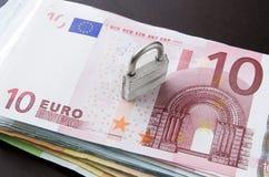 L'épargne d'argent Photo libre de droits