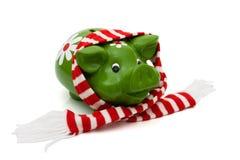 L'épargne de Noël Photos stock