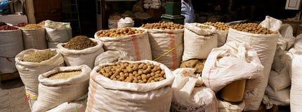 L'épice met en sac l'épice Souk Dubai#2 Images libres de droits