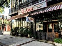 L'épicurien par Al Amir Restaurant, Colombie, Sc Images libres de droits