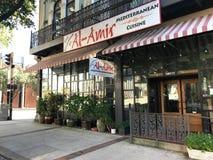 L'épicurien par Al Amir Restaurant, Colombie, Sc Image libre de droits