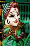 L'épouse de marionnette Photo stock