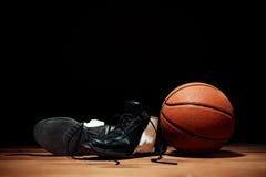 L'équipement de basket-ball Image stock