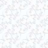 L'érable diagonal de papier de Quilling part avec des spirales sur la vigne Photo libre de droits