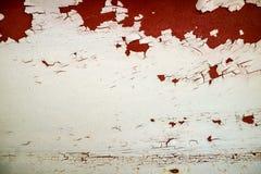 l'érosion sur la surface métallique était des dommages par la chaleur de la lumière du soleil illustration libre de droits
