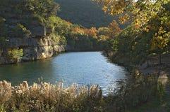 L'étang Photographie stock libre de droits