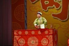 "L'étape de nommer commandant Pékin Opera"" Women Generals de  de € de Yang Familyâ Photo stock"