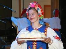 L'étape du ¾ n de Ð sont des danseurs et des chanteurs, acteurs, les membres de choeur, les danseurs du corps de ballet, solistes Photos libres de droits
