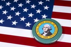 L'état de Washington images stock