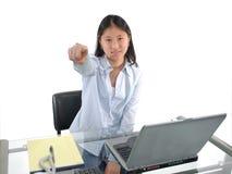 L'étudiant vous veut ! Photo libre de droits