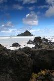 L'île photographie stock