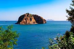 L'île de Bangchui Photos stock