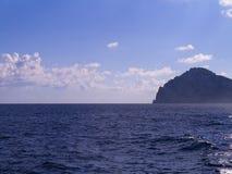 L'île de Capri Images libres de droits