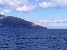 L'île de Capri Photo stock
