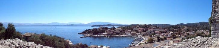L'île de Corfou photo libre de droits