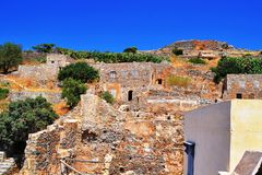 Le pirate Barbaros de forteresse Images stock