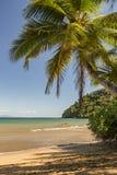 L'île de Tsarabanjina dans l'archipel de Mitsio près de fouineur soit, le Madagascar Image stock