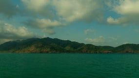L'île de vacances Ko Chang Tailand Image stock