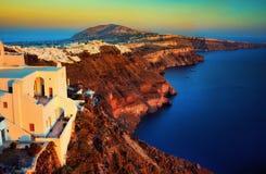L'île des dieux Photo stock