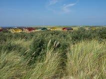 L'île du helgoland Image libre de droits