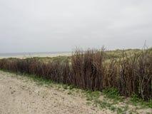 L'île du juist en Allemagne Photographie stock