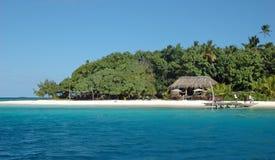 L'île du Pacifique photo stock