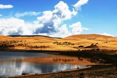 L'île du sable Photo stock