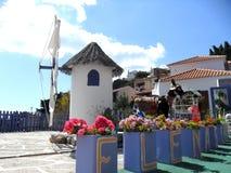 L'île grecque Skiathos Photo libre de droits