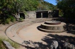 L'île magnétique de forts, Australie Photos stock