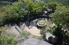 L'île magnétique de forts, Australie Image stock
