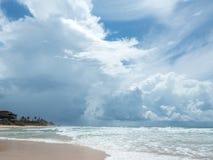 L'île tropicale Photo stock