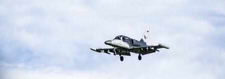 L-159捷克空军队 免版税库存照片