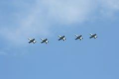 L-39皇家泰国空军Albatros  库存图片