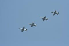 L-39皇家泰国空军Albatros  免版税库存照片