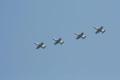 L-39皇家泰国空军Albatros  图库摄影