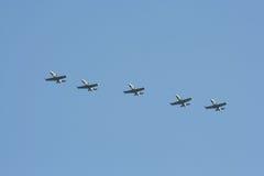 L-39皇家泰国空军Albatros  免版税图库摄影