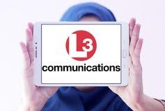 L3通信商标 库存照片