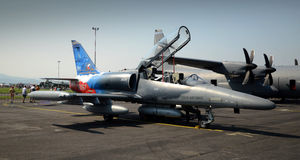 L-159 ALCA - czech air force Royalty Free Stock Image