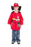 εθελοντής πυροσβέστης &l Στοκ εικόνα με δικαίωμα ελεύθερης χρήσης