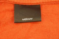 l 2 koszula rozmiar pośredniego Zdjęcia Stock