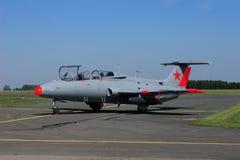 L-29 aéronautique DelfÃn (dauphin) Image libre de droits
