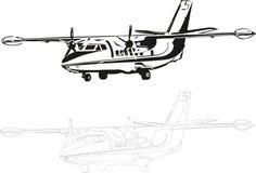 L-410 Imagens de Stock