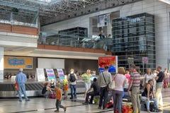 L'aéroport d'Antalya La Turquie Images stock
