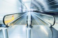 L'aéroport de Dubai International est un aéroport international servant Dubaï C'est un hub important de ligne aérienne dans le Mo Photographie stock