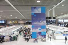 L'aéroport de Kagoshima est un aéroport situé dans Kirishima Photos libres de droits