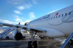 L'aéroport de Kastamonu Havalimani Photos stock