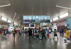 L'aéroport de KLIA 2 en Kuala Lumpur, Malaisie Photos stock