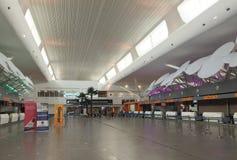 L'aéroport de KLIA 2 en Kuala Lumpur, Malaisie Photographie stock libre de droits