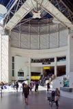 L'aéroport LIS de Lisbonne Portela Photographie stock